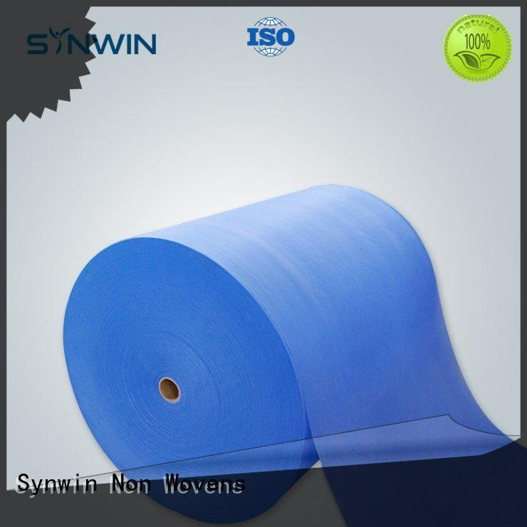 white selling pp woven fabric sanitary roll Synwin Non Wovens company
