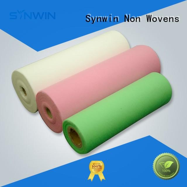 Synwin perforated pp non woven customized for packaging
