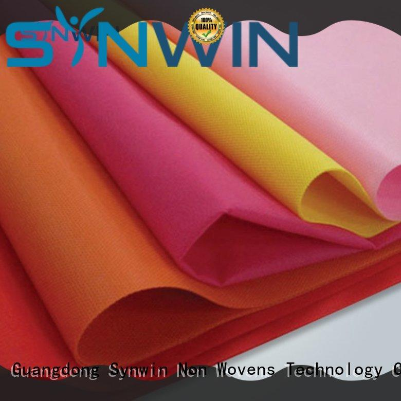 Synwin spunbond polypropylene factory for tablecloth