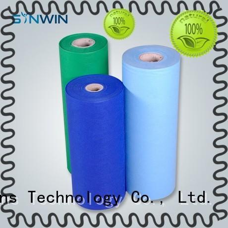 Synwin Non Wovens color pp non woven fabric for wrapping