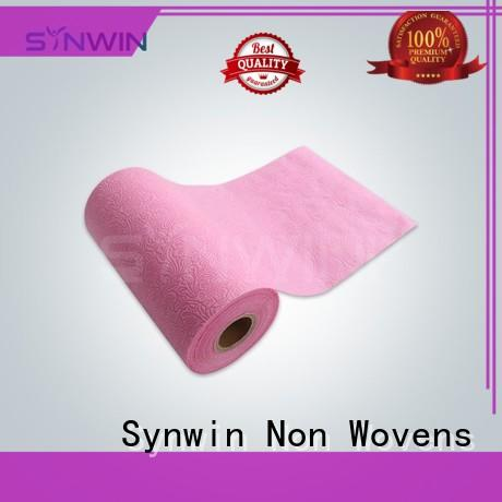 wrapping paper flowers oem non Synwin Non Wovens Brand floral wrapping paper