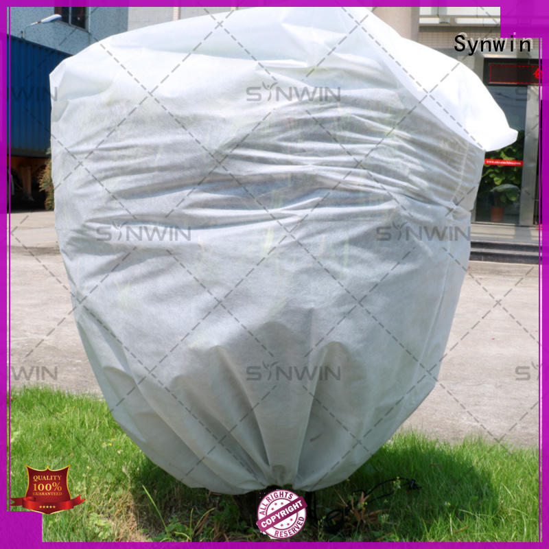 Synwin cover non woven fabric making plant supplier for hotel