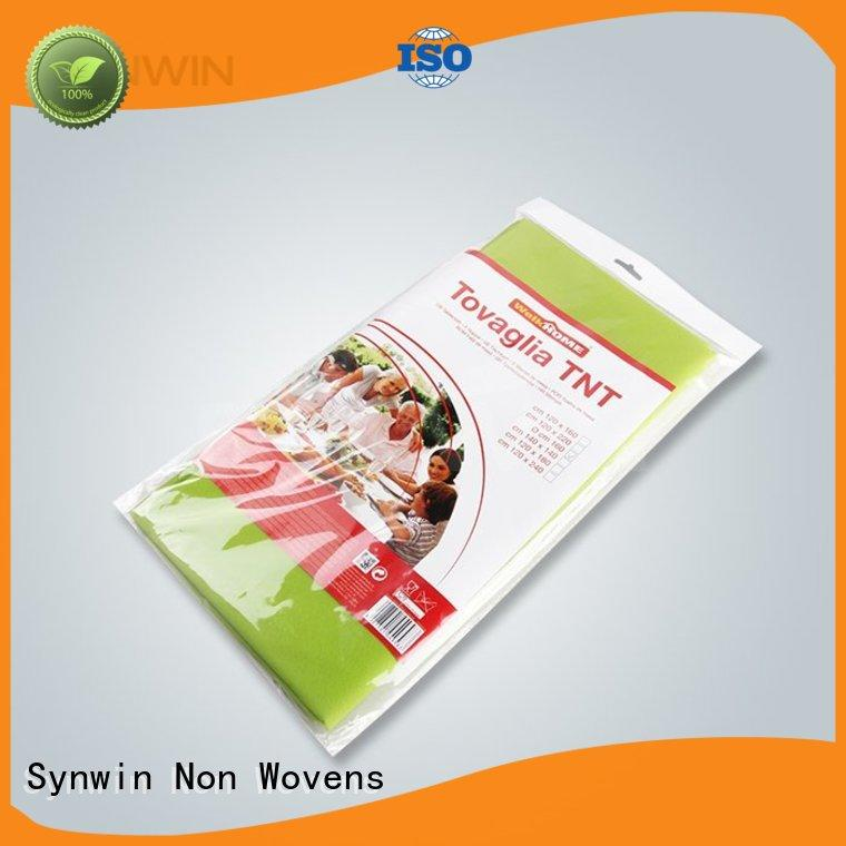 party table covers pp for tablecloth Synwin Non Wovens