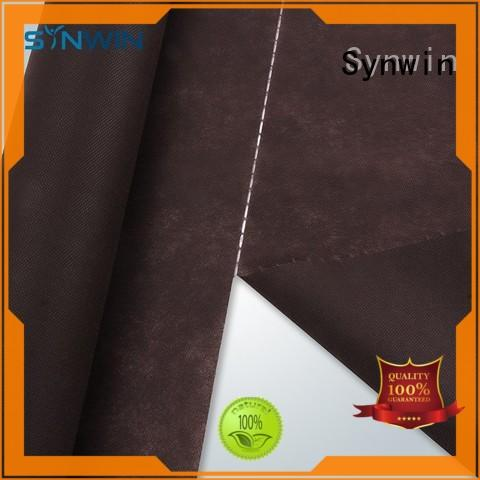 Synwin fabic pp non woven fabric from China for packaging