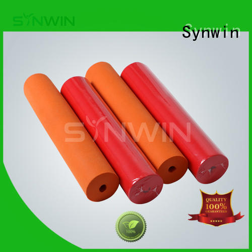 Synwin quality polypropylene fabric factory price for hotel