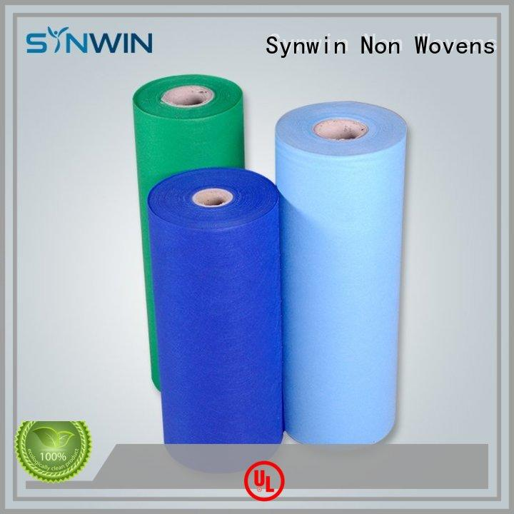 Synwin selling pp woven fabric manufacturer for wrapping