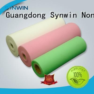 Synwin 30gsm pp woven fabric directly sale for household