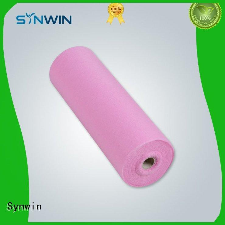 Synwin spunbond polypropylene with good price for home