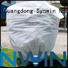 hot selling non woven fabric manufacturing plant cost personalized for hotel