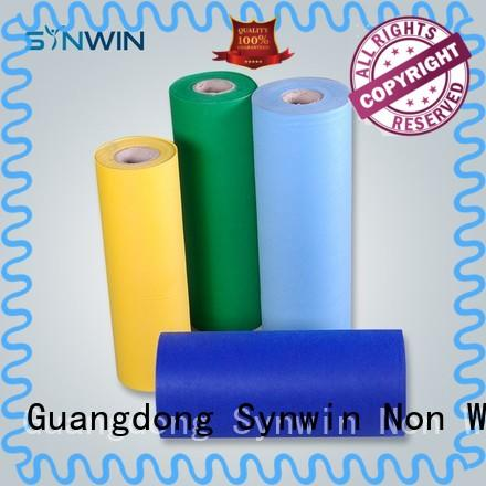 face pp non woven fabric customized for household