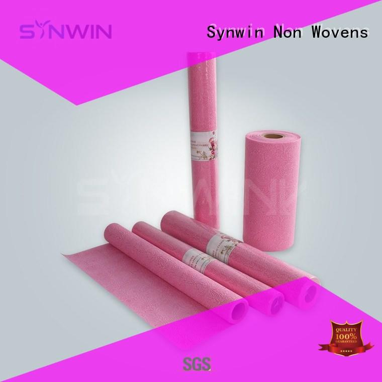 Wholesale breathable christmas gift wrapping paper medical Synwin Non Wovens Brand