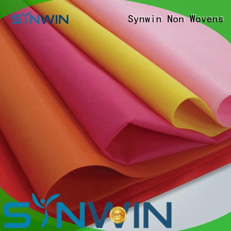 Wholesale best professional spunbond polypropylene Synwin Non Wovens Brand