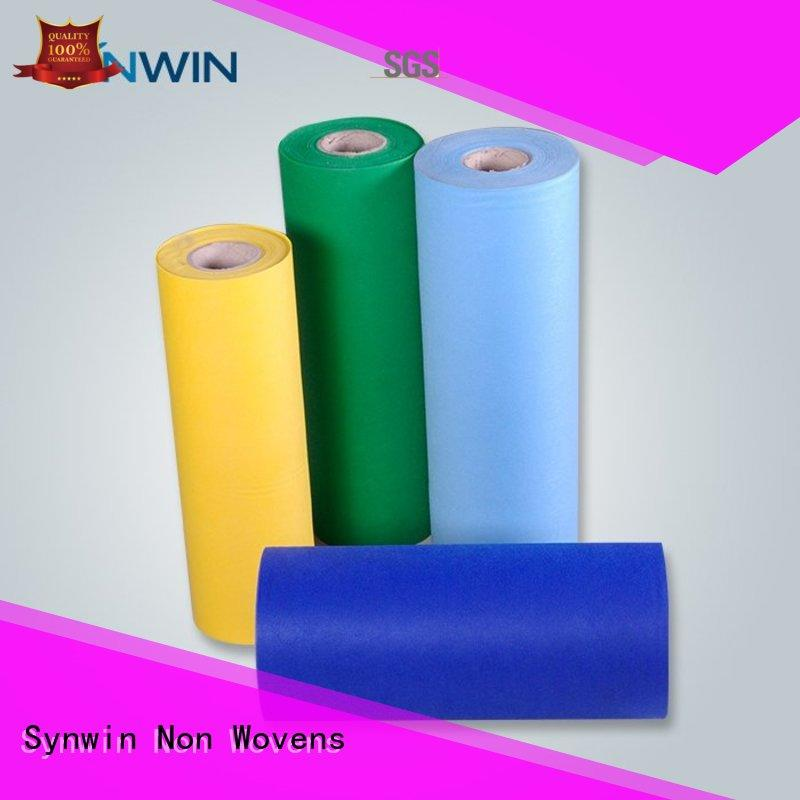 Synwin breathing pp non woven from China for packaging