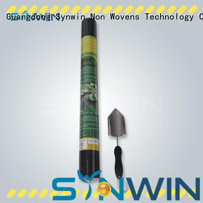 Synwin efficient landscape fabric drainage directly sale for garden