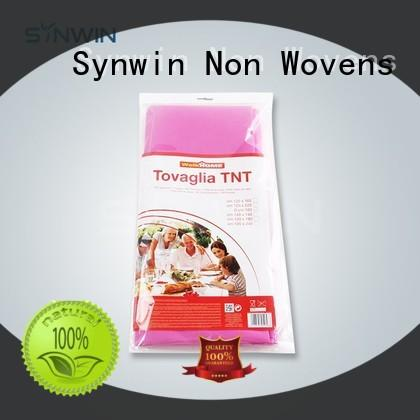 Synwin bag round table covers with good price for tablecloth