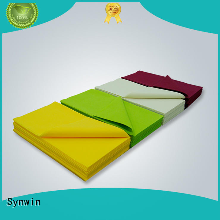 Synwin reliable round table covers with good price for hotel