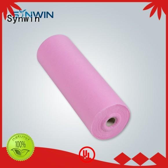 odm spunbond polypropylene with good price for hotel