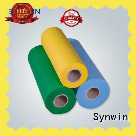 Synwin home spunbond polypropylene inquire now for tablecloth