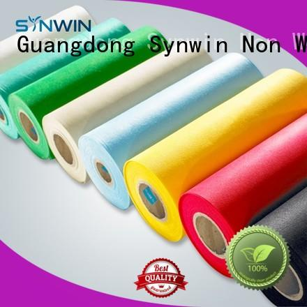 Synwin cloth pp non woven fabric series for household