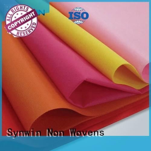 frontal spring spunbond polypropylene Synwin Non Wovens Brand