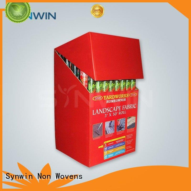 Synwin Non Wovens long-lasting weed control fabric block for farm