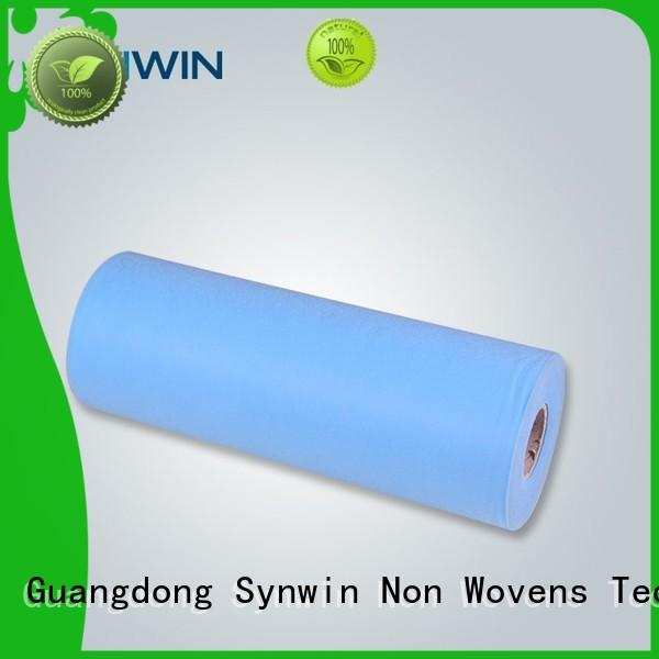 Synwin Non Wovens popular pp woven fabric series for packaging