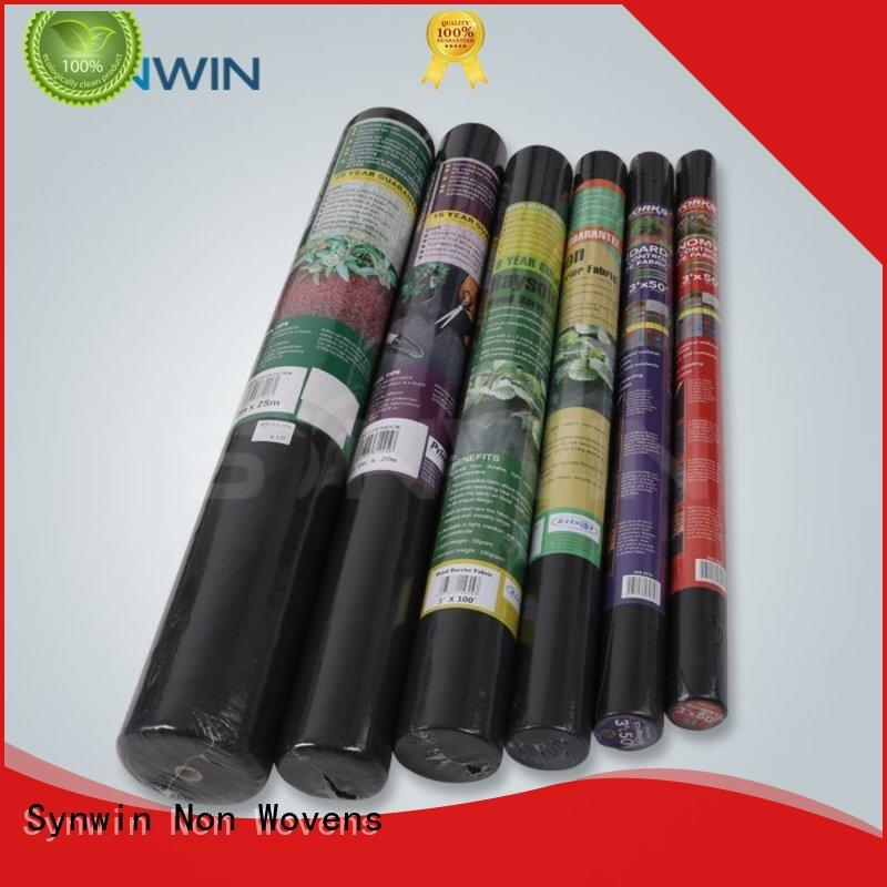 Synwin weed control fabric customized for farm