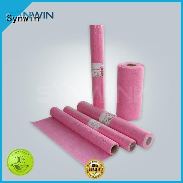 Synwin non woven christmas wrapping paper rolls supplier for packaging