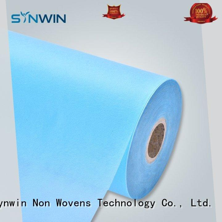 Synwin fabic pp non woven series for household