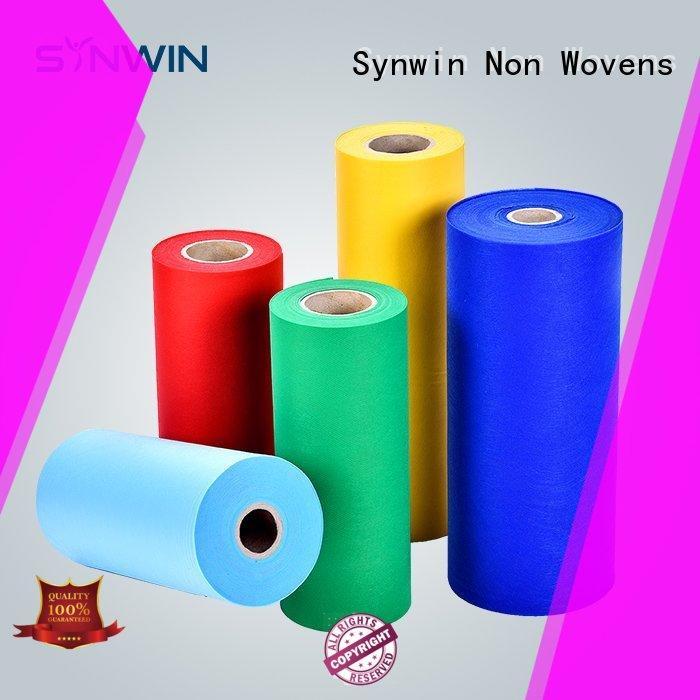 spring spunbond polyester factory for hotel