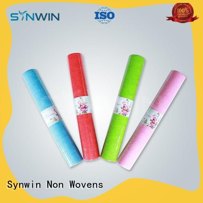 wholesale wrapping paper rolls color for packaging Synwin Non Wovens
