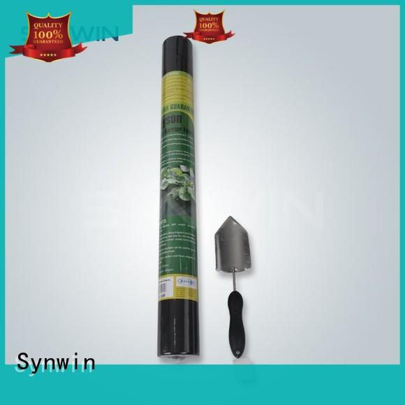 Synwin weed control fabric from China for outdoor