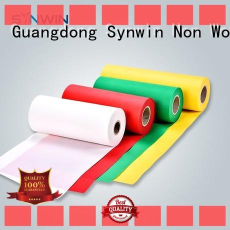 Synwin cloth pp non woven fabric from China for household