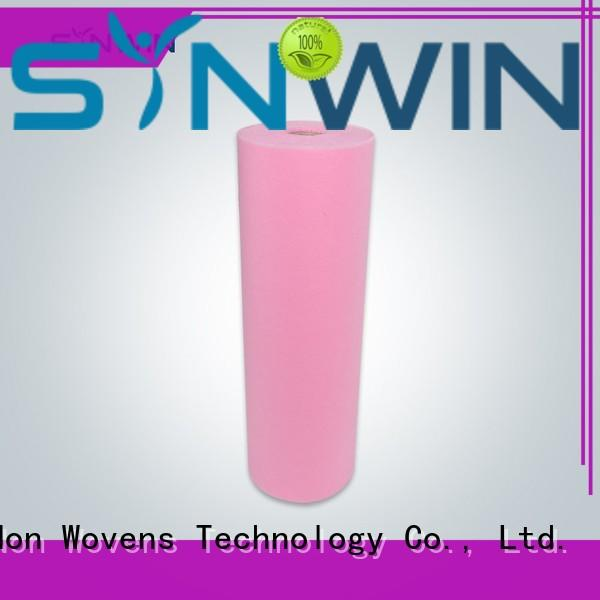 Synwin ribbon pp non woven fabric customized for household