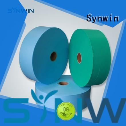 Synwin perforated pp non woven fabric series for wrapping