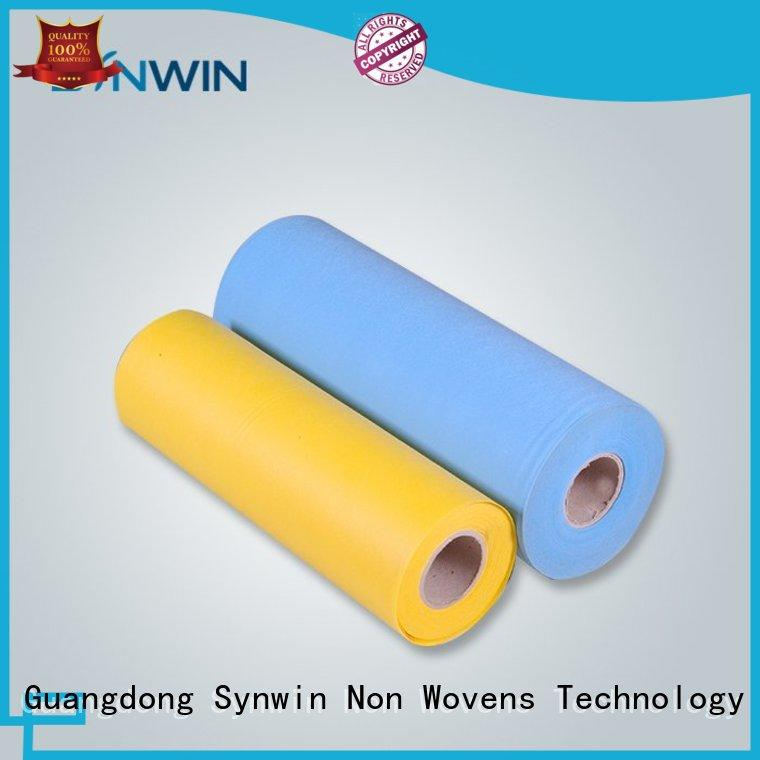 Synwin polypropylene pp non woven fabric from China for packaging