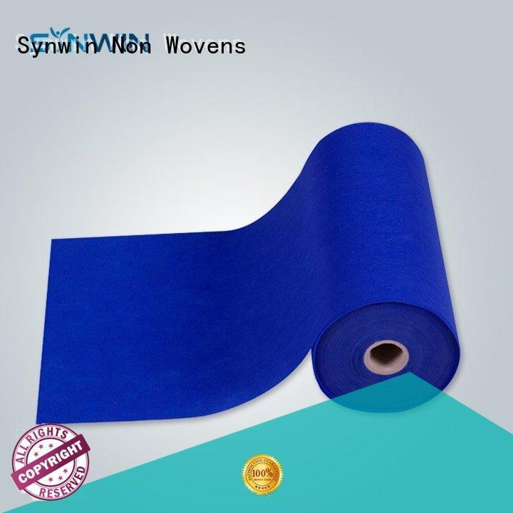 pp non woven fabric sgs frontal Synwin Non Wovens Brand