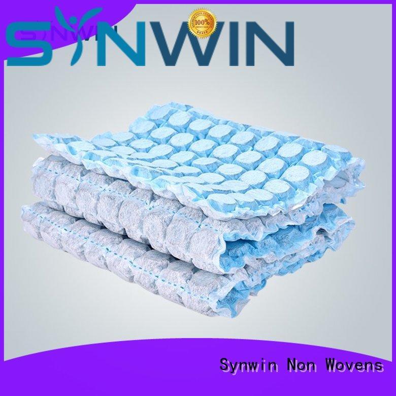 Synwin spunbond polypropylene factory for hotel