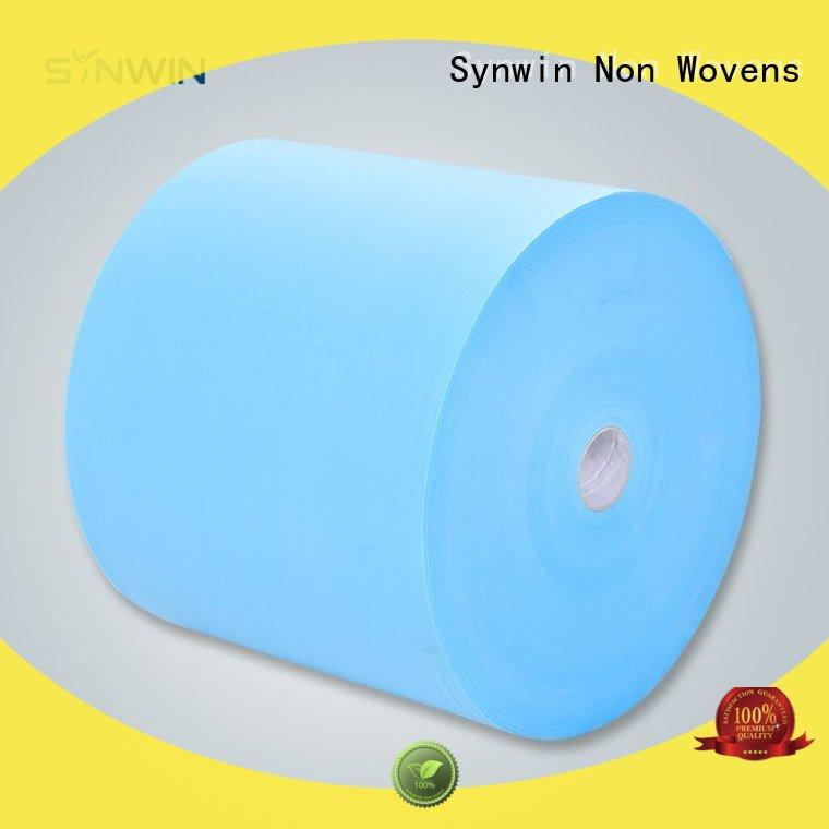 Synwin blue spunbond polyester design for tablecloth