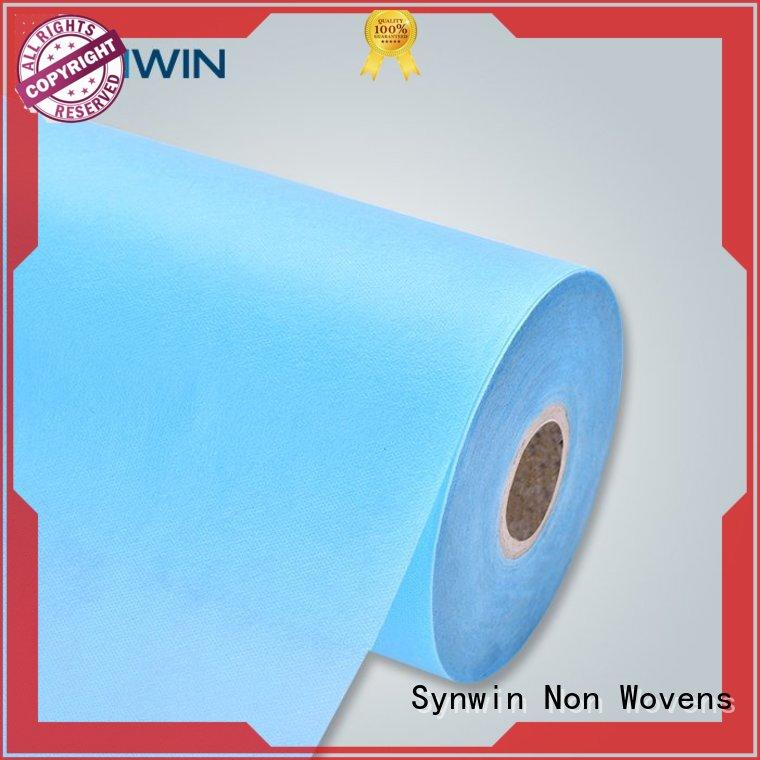 multifunctional block pp woven fabric nonwoven Synwin Non Wovens Brand