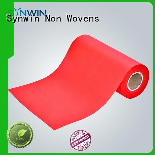 Synwin 100 spunbond polypropylene inquire now for home