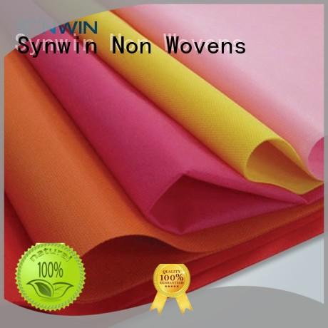 Pink S non woven fabric