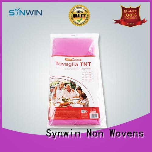 Synwin Non Wovens Brand odm round table covers roll factory