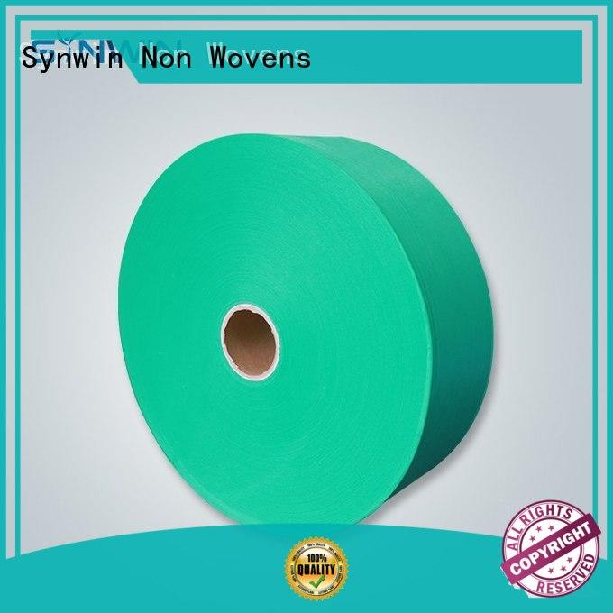 apron pp non woven fabric from China for wrapping