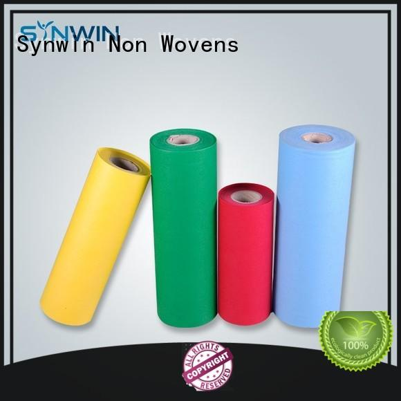 Synwin design pp non woven fabric series for packaging