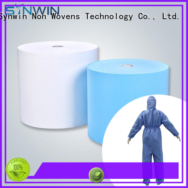 Synwin medical disposable medical gowns wholesale for household