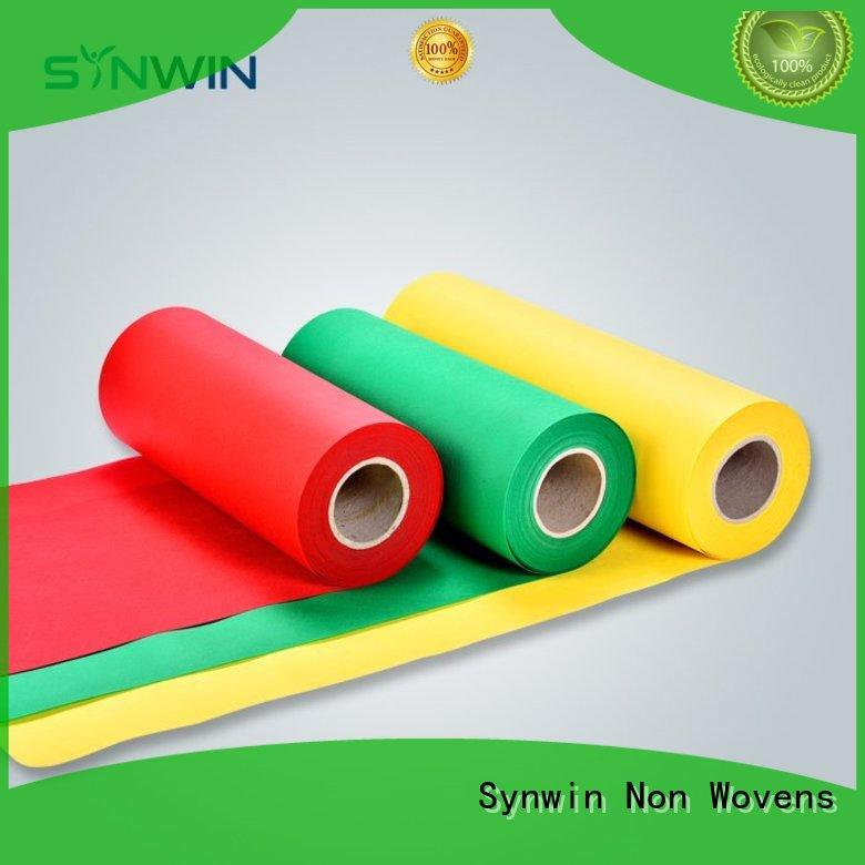 Synwin Non Wovens Brand waterproof shoe dust pp non woven fabric