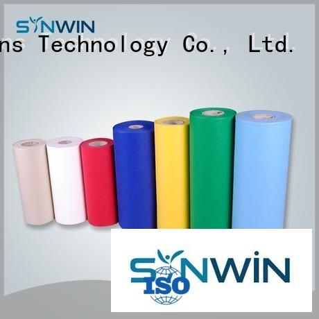 Quality Synwin Non Wovens Brand pp non woven fabric selling