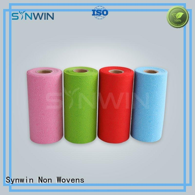 wrapping paper flowers oem ecofriendly floral wrapping paper Synwin Non Wovens Brand