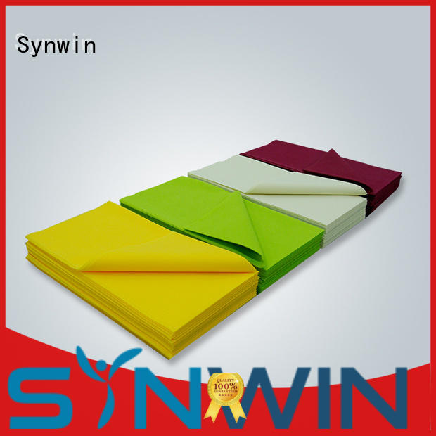 Synwin cover non woven factory with good price for hotel